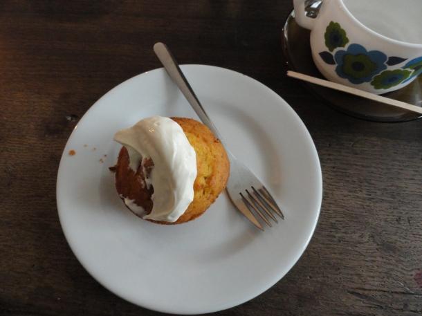 tuck shop: carrot cake